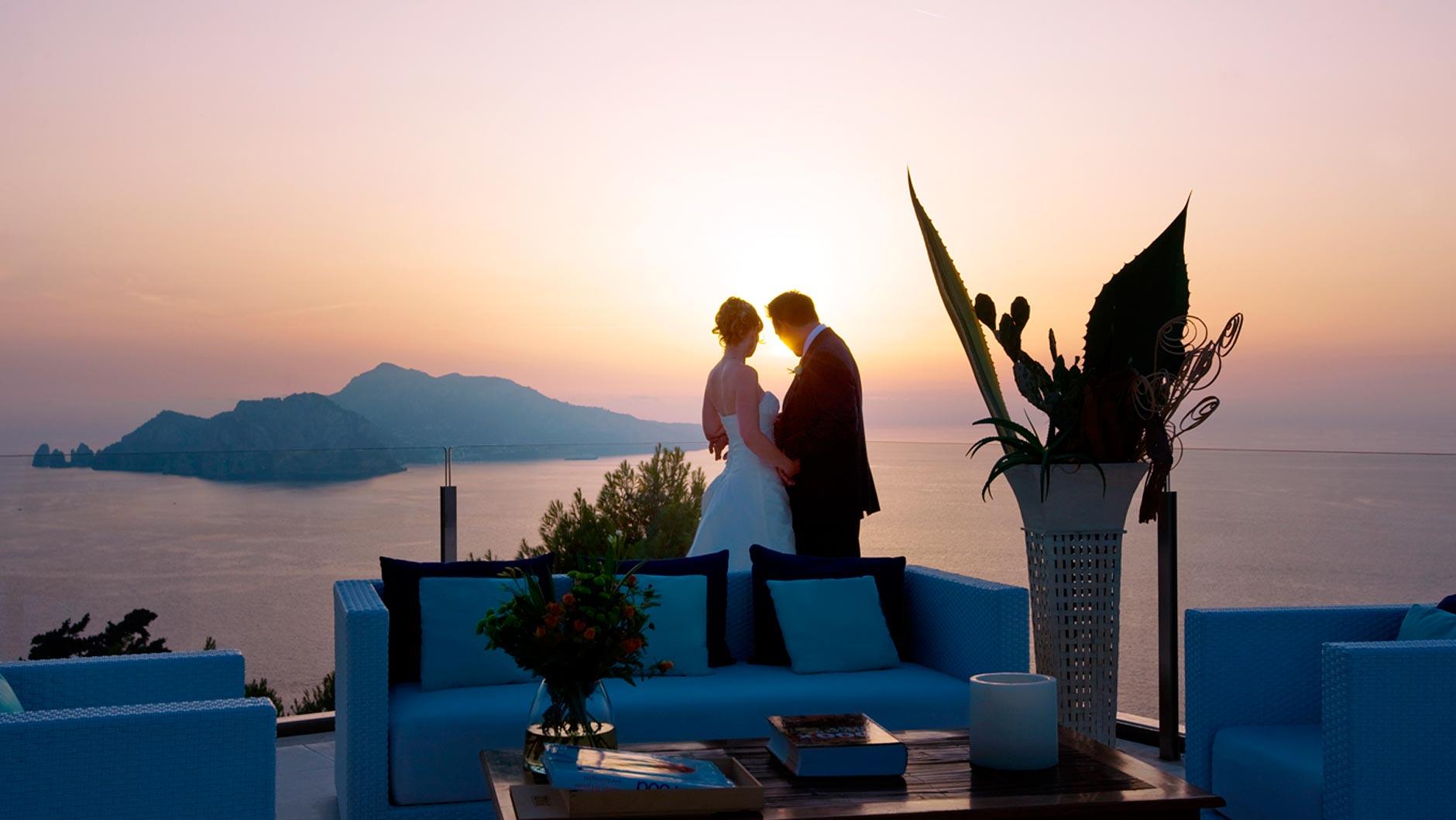 Relais Blu Official Website Weddings Special Events